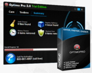 Buy Optimo Pro PC Cleaner software for your PC