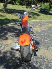 2006 American Ironhorse Legend. 1, 300 miles on it.