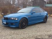 Bmw 2001 BMW M3 Base Coupe 2-Door