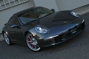 2013 Porsche 911 Carrera 4S Coupe 2-Door