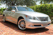 2009 Lexus LS LS460 Ultimate Luxury Touring Performance Sedan